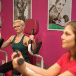 oblíbené fitness cvičení pro ženy