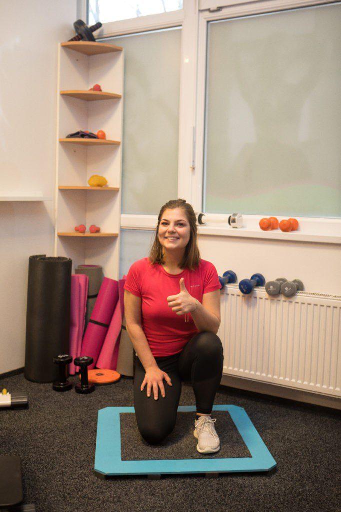 trenérky doporučují cvičení v aura