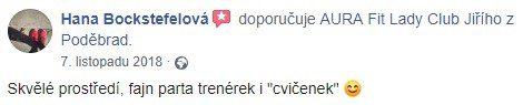 aura reference jzp Hana Bocksefelová
