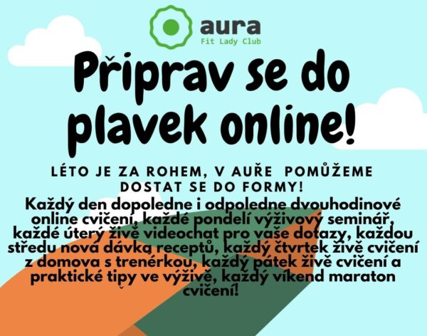 Program Připrav se do plavek