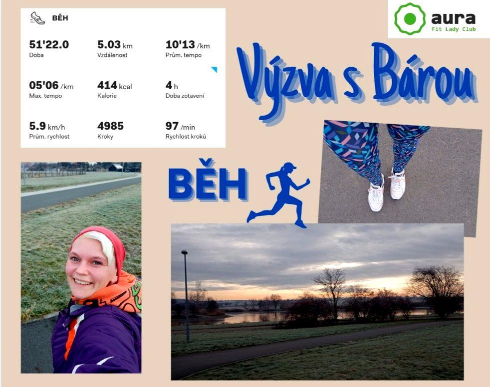 """Barbora Makošová: """"zkuste běhání jako doplňkovou kardio aktivitu"""""""